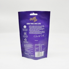 High Barrier Resealable Recyclable Stand Up Pouch With Customized Printing